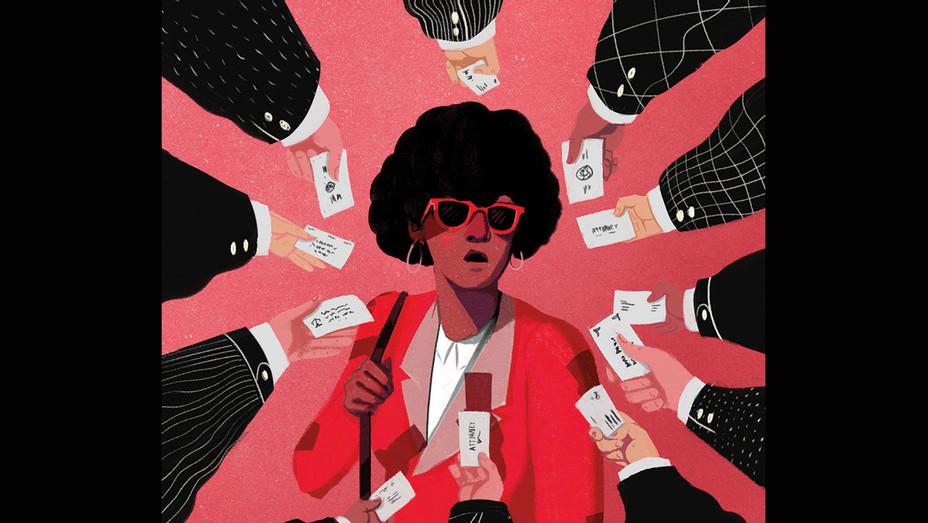 MeToo Economy - Illustration by Jacob Myrick - H 2018