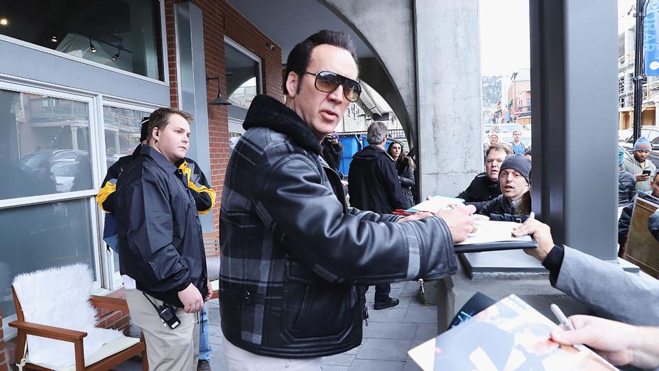 Nicolas Cage - Getty - H 2018