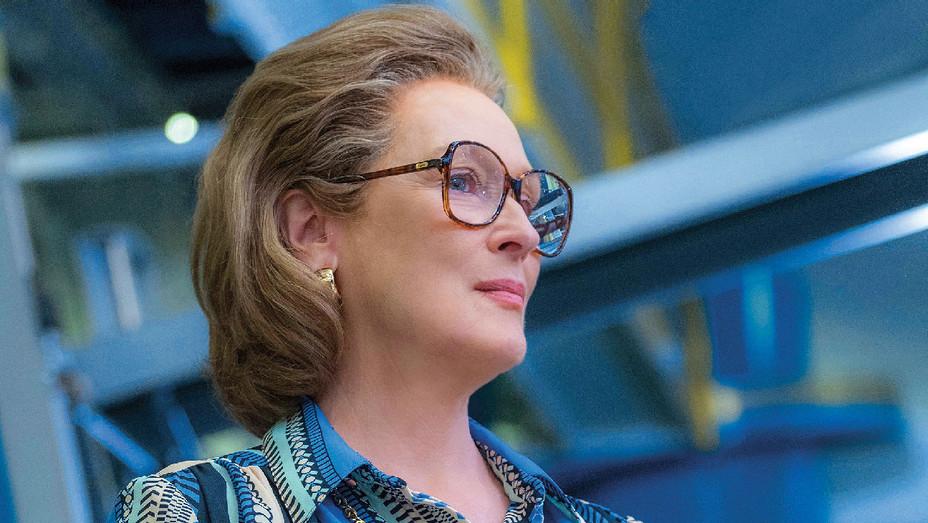 The Post Still Meryl Streep - Publicity - H 2017