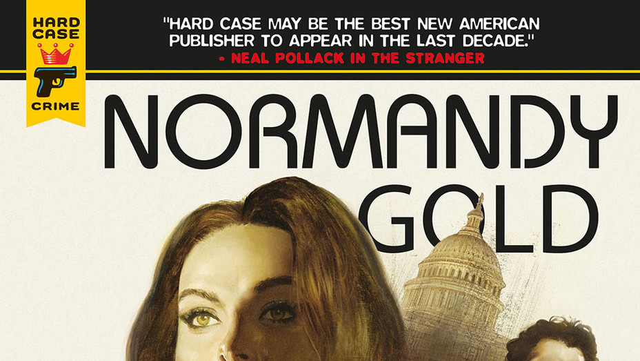 Normandy Gold Cover - Publicity - P 2017