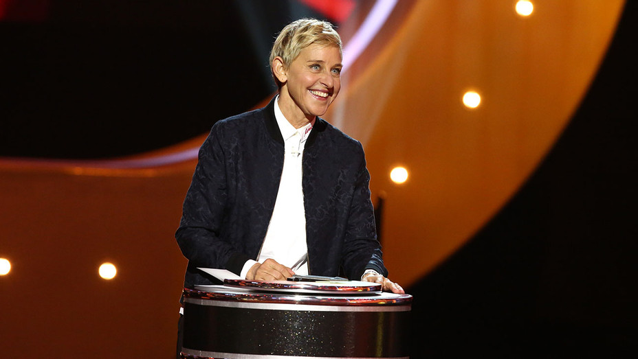 ELLEN'S GAME OF GAMES - Ellen DeGeneres - Publicity-H 2018