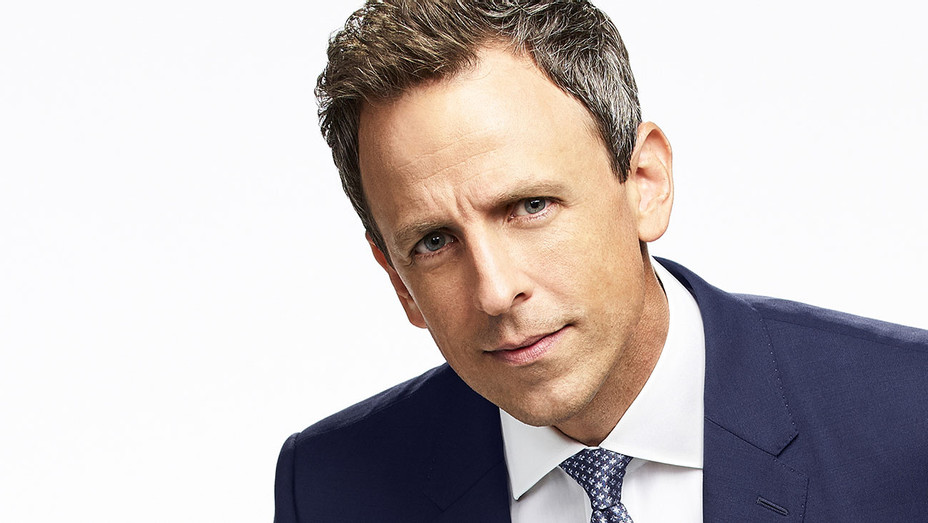 LATE NIGHT WITH SETH MEYERS - Seth Meyers Key Art - Publicity-H 2018