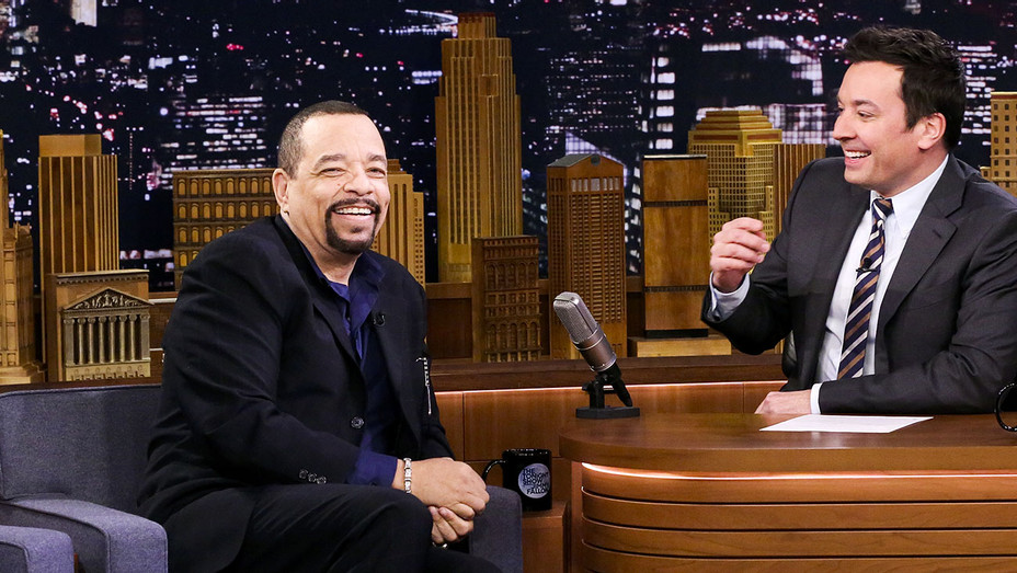 The Tonight Show with Jimmy Fallon Still Ice T - Publicity - H 2018
