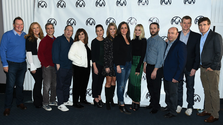 Producers Guild breakfast - Publicity - H 2018