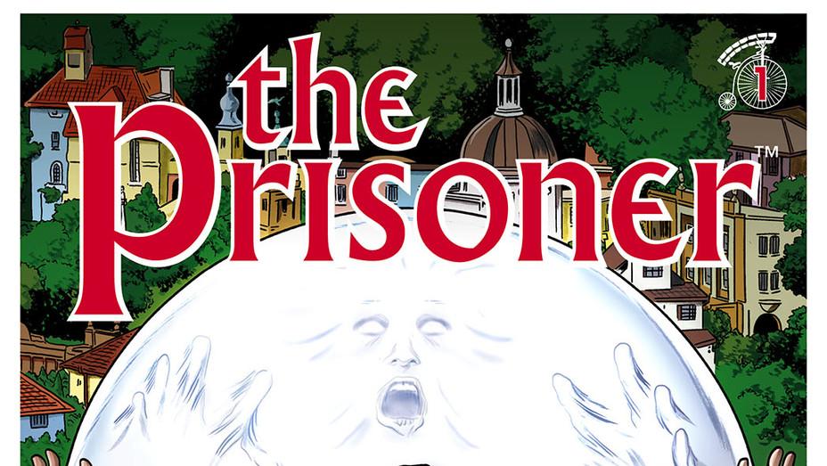Prisoner 01 Cover -Titan Comics  Publicity- P 2018