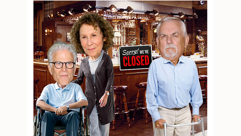 Cheers' Fans Star John Ratzenberger Says a Reboot Not Likely - Photo Illustration - H 2017