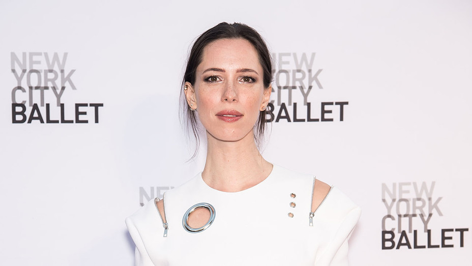 Rebecca Hall - Getty - H 2018