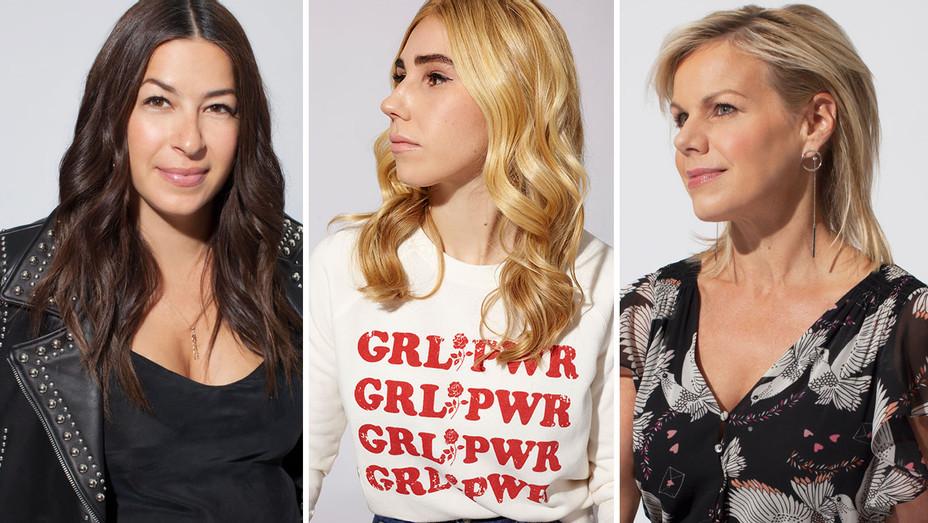 Rebecca Minkoff, Zosia Mamet and Gretchen Carlson - Split - Publicity - H 2018