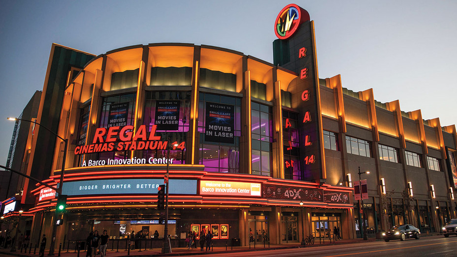 Regal Cinemas ONE TIME USE - Getty - H 2018