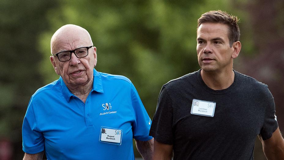Rupert Murdoch_Lachlan Murdoch - Getty - H 2018