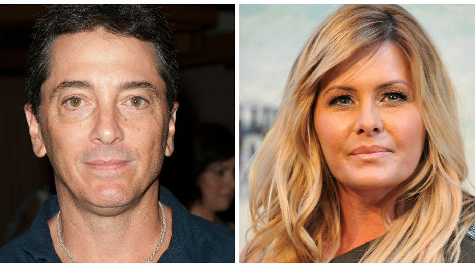 Scott Baio and Nicole Eggert - Getty - H 2018