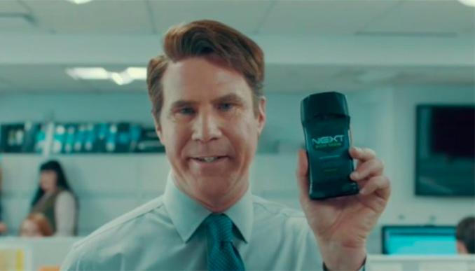 'SNL' Deodorant Commercial - H 2018 Screengrab