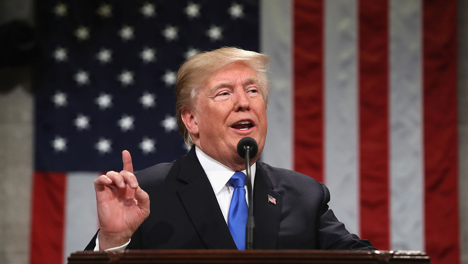 State of the Union_Donald J. Trump - Getty - H 2018