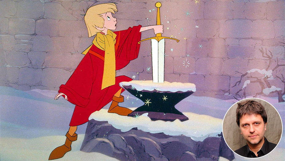Sword in the Stone Still and Juan Carlos Fresnadillo - Inset - Getty - H 2018
