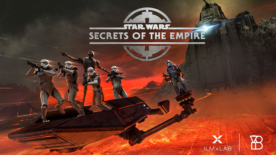 Star Wars: Secrets of the Empire - Publicity - H 2018