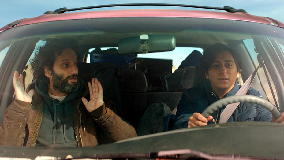 THE LONG DUMB ROAD Still 1 - Sundance 2018 - Publicity - H 2018