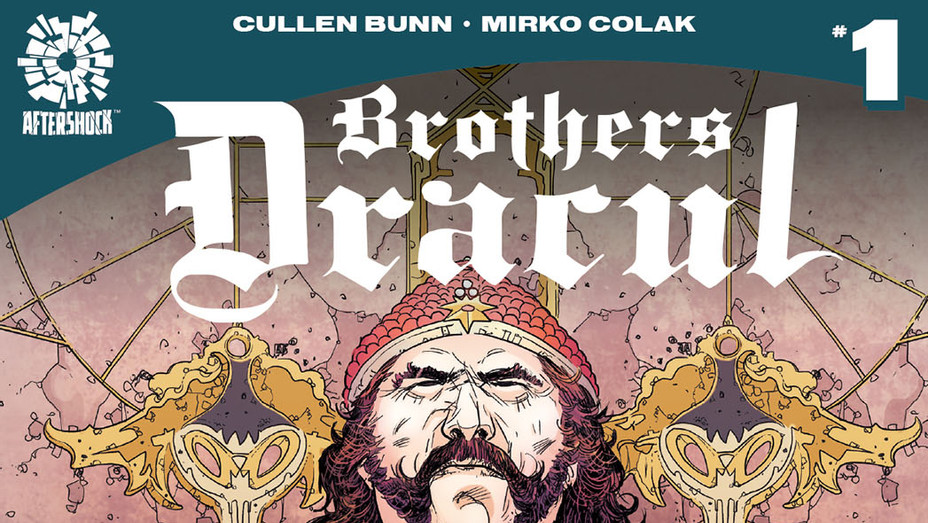 The Brothers Dracul_Cover - Publicity - P 2018
