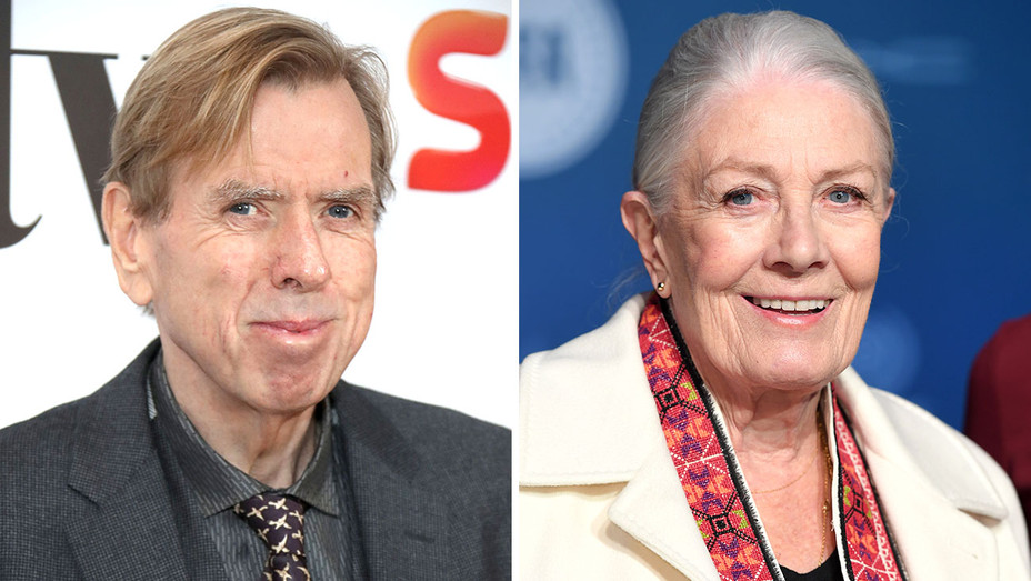 Timothy Spall and Vanessa Redgrave -Split-Getty H 2018