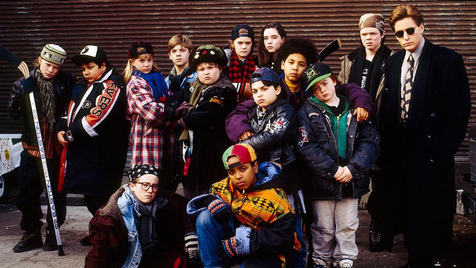 Mighty Ducks Cast 1992 - Photofest - H 2018
