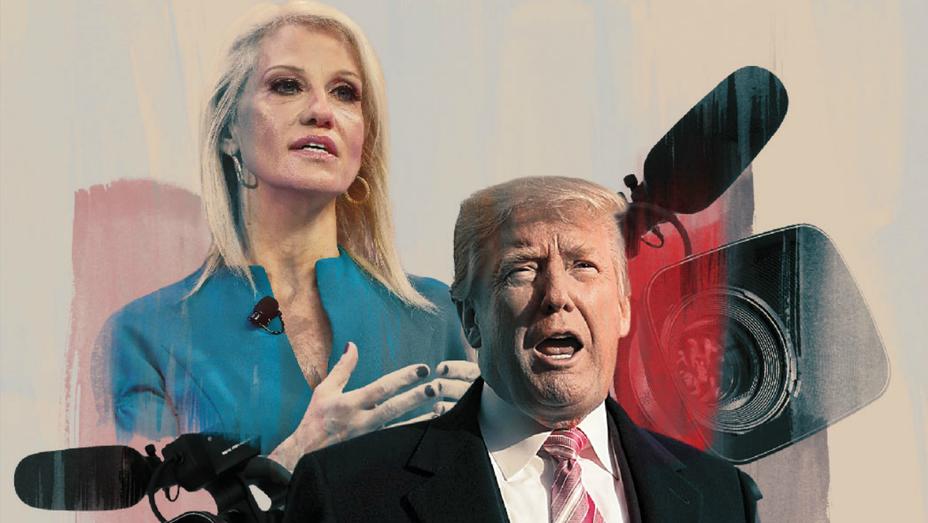 Trump News Media - Illustration - S 2018