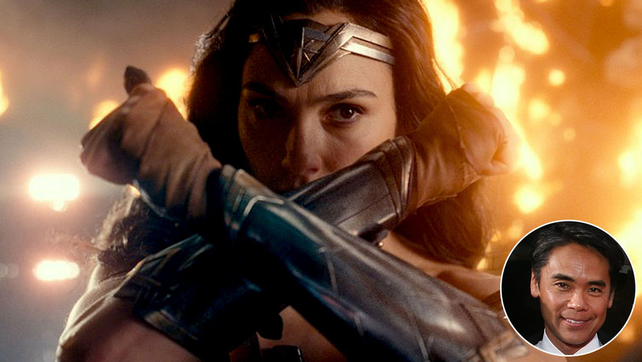 Wonder Woman and DC Movies Finds New President inset Walter Hamada- Getty - H 2018
