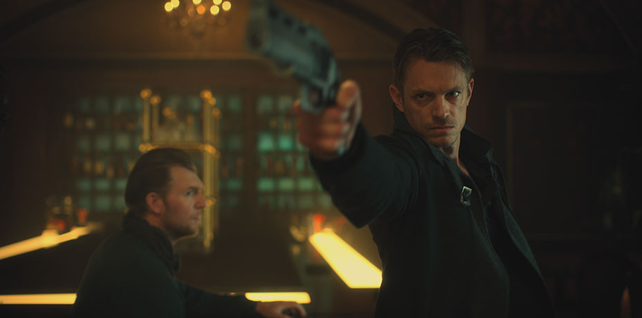 Altered Carbon - Noch 1- EMBED 2018