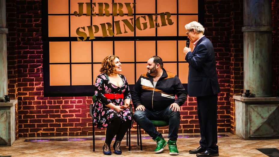 Jerry Springer - The Opera Production Still 1 - Publicity - H 2018