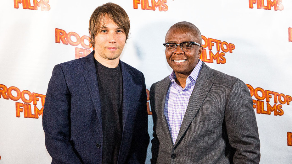 Sean Baker and Yance Ford - 2018 Rooftop Gala - Publicity - H 2018