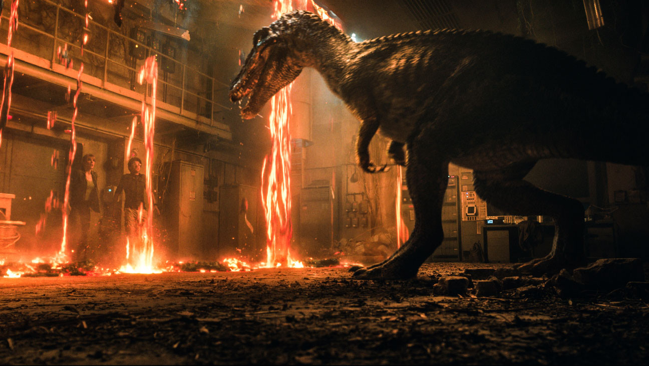 The Persistent Problems Of The Jurassic Park Franchise Hollywood Reporter