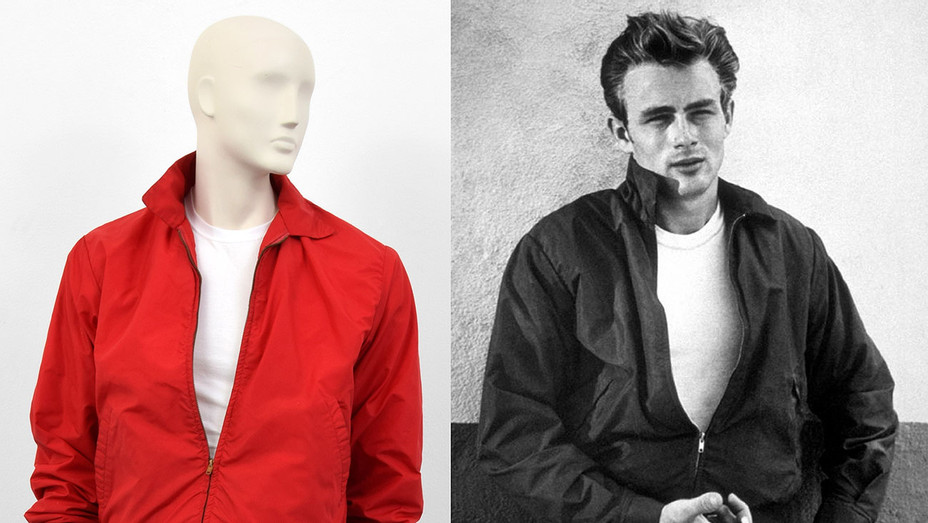 James Dean 'Rebel Without A Cause' jacket - Palm Beach Modern Auctions - PUBLICITY-H 2018