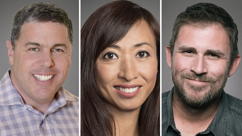 Andy Forssell, Jennifer Cho and Alan Beard - Split - Publicity - H 2018