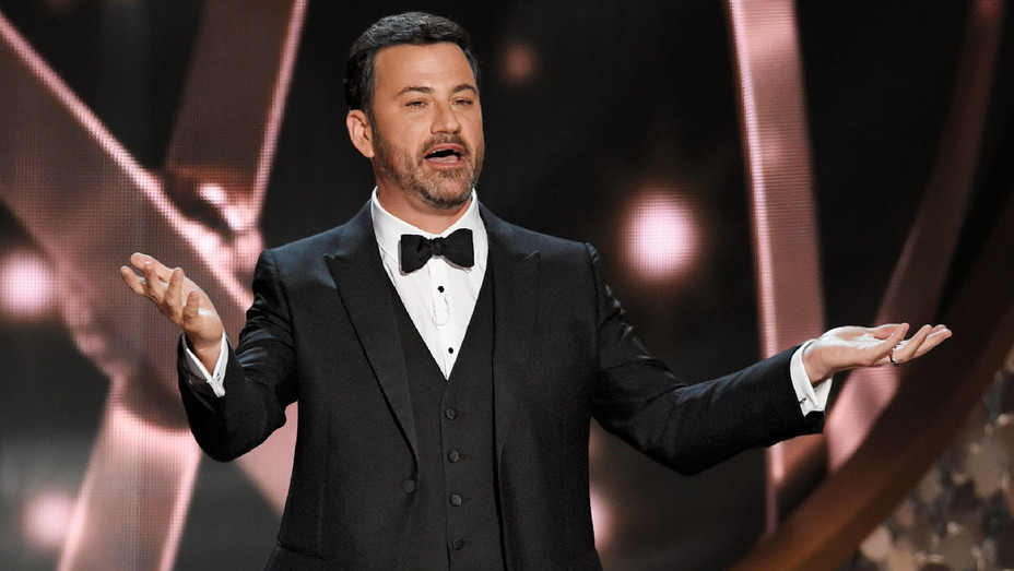 Jimmy Kimmel 2016 Emmys - One Time Use Only - AP - H 2018