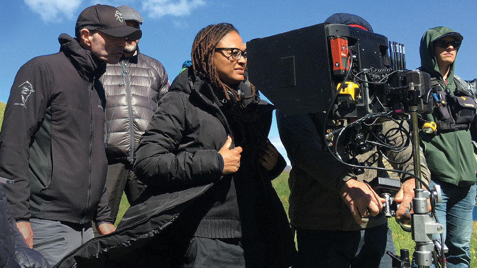 A Wrinkle in Time BTS Ava Duvernay - Publicity - H 2018