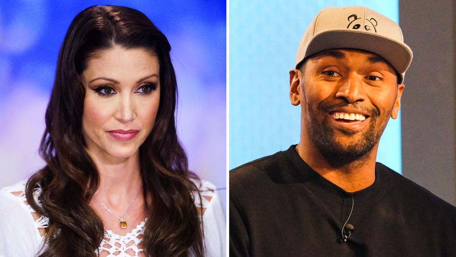 Big Brother Celebrity Edition Shannon Elizabeth and Metta World Peace - Split - Publicity - H 2018