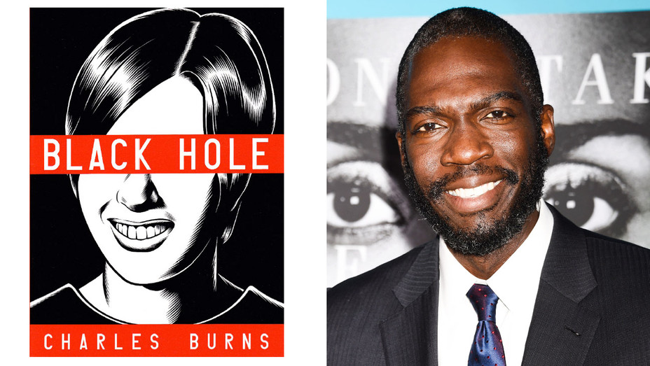 Black Hole Cover and Rick Famuyiwa - Split - Getty - H 2018