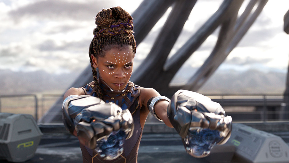 Black Panther -Letitia Wright-Publicity -H 2018