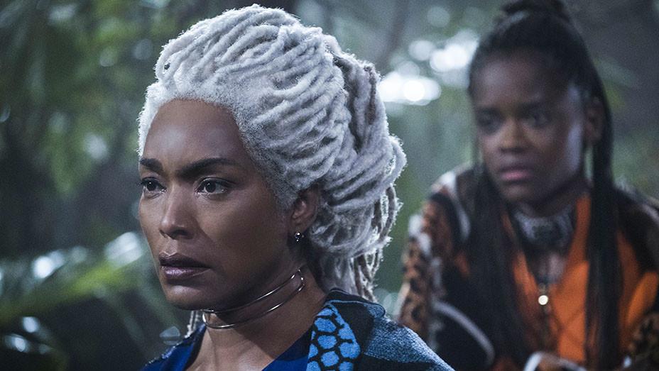 Black Panther Still Angela Bassett - Publicity - Embed 2018