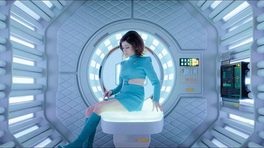 Black Mirror Still USS Callister Episode - Publicity - Embed 2018