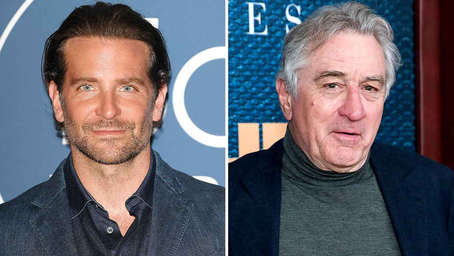 Bradley Cooper and Robert DeNiro-Getty -H 2018