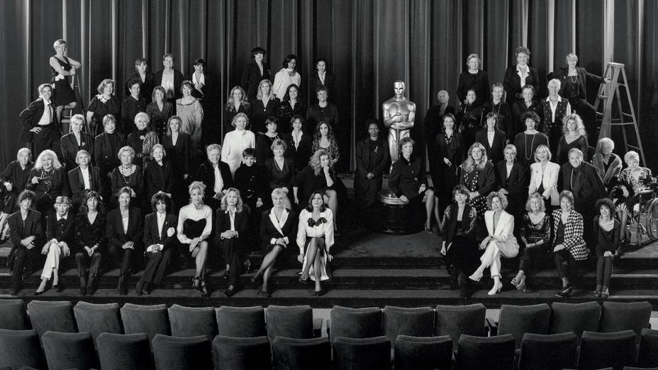 67 Female Oscar Winners Group Photo - Publicity - H 2018