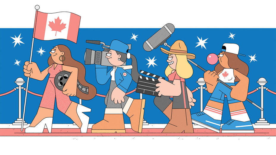 How Canada Became a Springboard for Female Directors-Illustration by Dan Woodger-H 2018