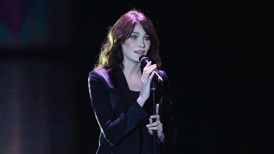 carla bruni - Getty - H 2018
