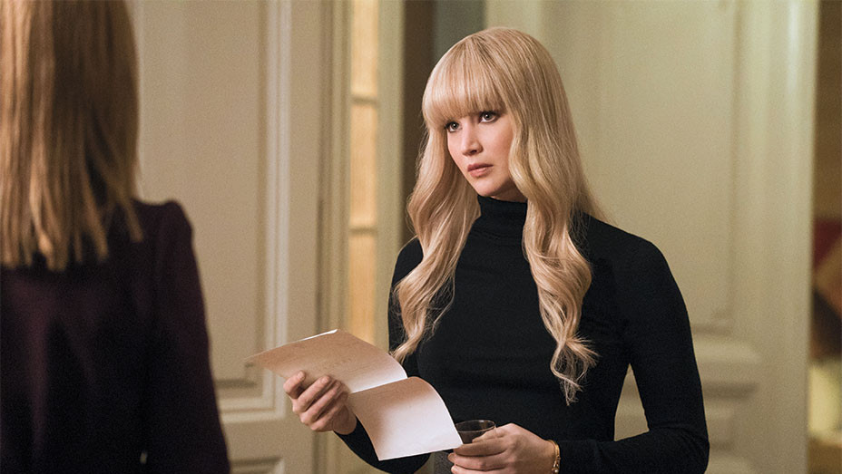 Red Sparrow - Jennifer Lawrence From Ballerina to Spy  - EMBED 3- 2018