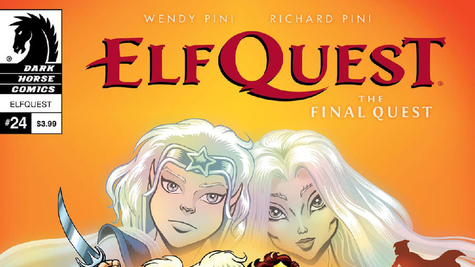 ElfQuest Cover - Publicity - P 2018