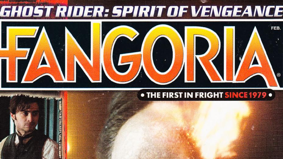 Fangoria Cover Ghost Rider Nicolas Cage - Publicity - P 2018