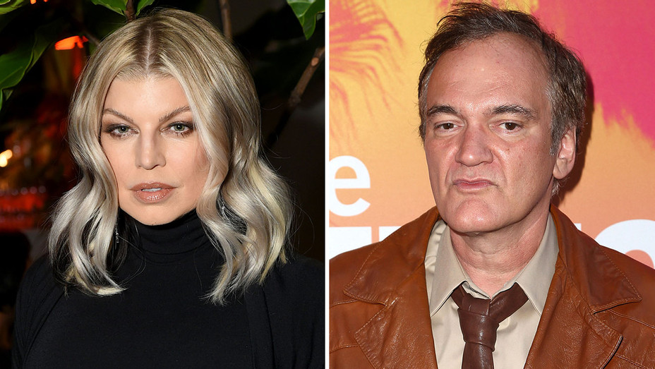 fergie and quentin tarantino -Split- Getty-H 2018