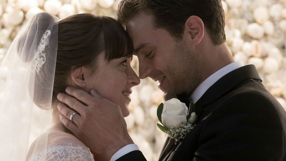 Fifty Shades Freed Wedding - Publicity - H 2018