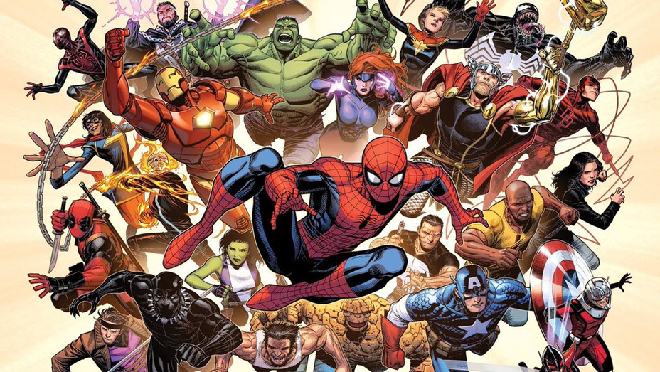 Marvel Fresh Start - Jim Cheung Marvel Entertainment - Publicity-H 2018