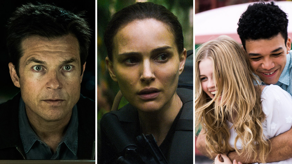 Game Night, Annihilation and Every Day Still - Split - Publicity - H 2018