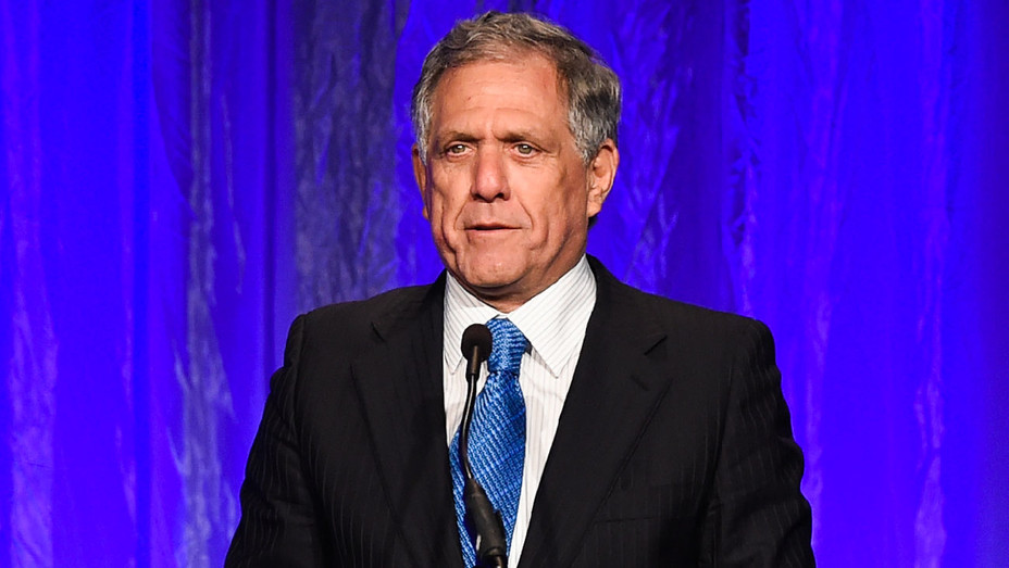 Leslie Moonves - 2015 Venice Family Clinic's Silver Circle Gala - Getty - H 2018